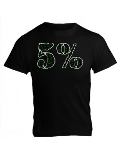DESIGNER LOVE IT KILL IT - 5% - T-SHIRT GREEN