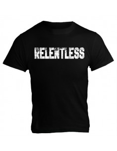 RELENTLESS -5% - T-SHIRT