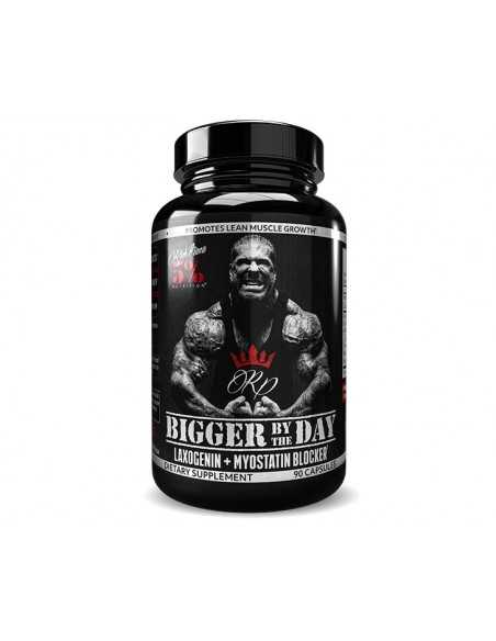 BIGGER BY THE DAY: MUSCLE BUILDER