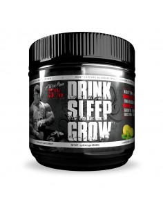 DRINK SLEEP GROW NIGHTTIME AMINOS