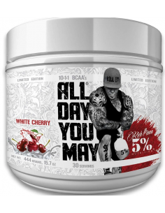 All Day You May 10:1:1 BCAA...